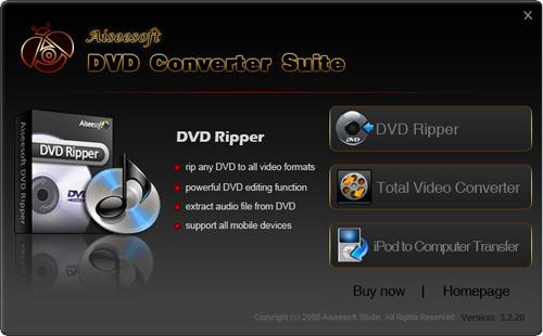 dvd converter suite