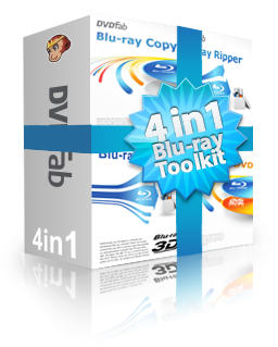 DVDFab Blu-ray Toolkit Box