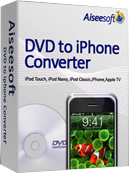 Aiseesoft DVD to iPhone Converter