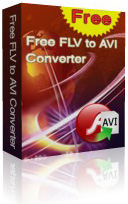 Free FLV to AVI Converter box