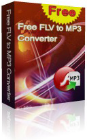 Free FLV to MP3 Converter box