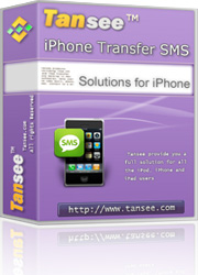 Tansee iPhone Transfer SMS Box