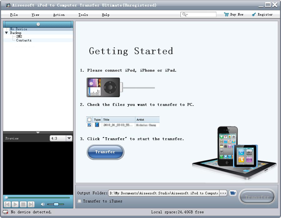 How to Transfer Video From iPhone to Computer
