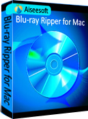Aiseesoft Blu-ray Ripper for Mac Box