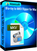 Aiseesoft Blu-ray to MKV Converter for Mac Box