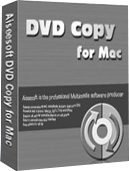 Aiseesoft DVD Copy for Mac Box
