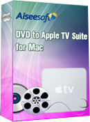 Aiseesoft DVD to Apple TV Suite for Mac