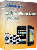 Aiseesoft DVD to iPhone Suite for Mac