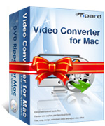 Tipard DVD to MP4 for Mac
