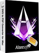 Aiseesoft DVD to PSP Converter for Mac