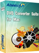 Aiseesoft DVD Converter Suite for Mac Box