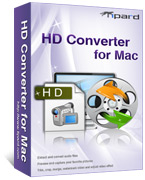 Tipard HD Converter for Mac Box