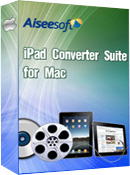 Aiseesoft iPad Converter Suite for Mac Box