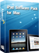Aiseesoft iPad Software Pack for Mac Box