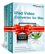 Tipard iPad Converter Suite for Mac Box
