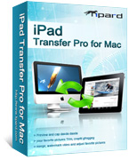 Tipard iPad Transfer for Mac