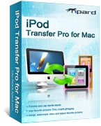 Tipard iPod Transfer Pro for Mac