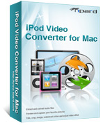 Tipard iPod Video Converter for Mac