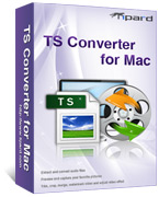 Tipard TS Converter for Mac Box