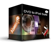 Aiseesoft DVD to iPod Suite