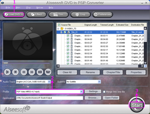 How to convert videos (ingcluding DRM protected) on Mac and transfer iPod to Mac Dvdtopsp