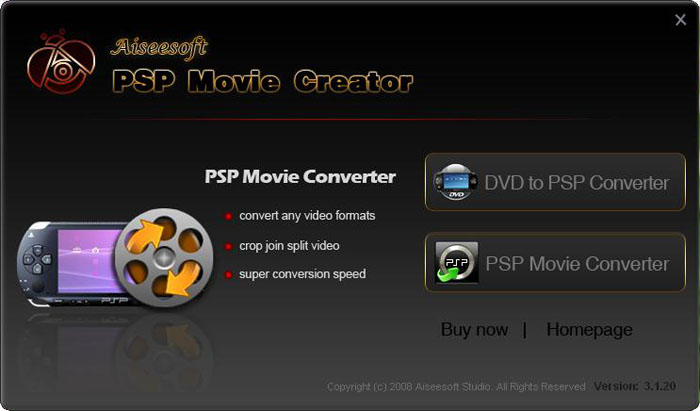 Recommend an Ultimedia DVD Converter to help you convert dvd Interface