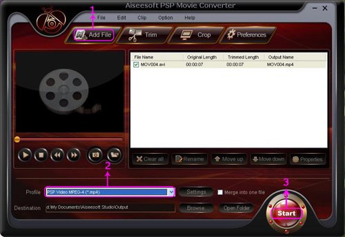 Recommend an Ultimedia DVD Converter to help you convert dvd Pspmovie