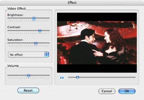 effect dvd